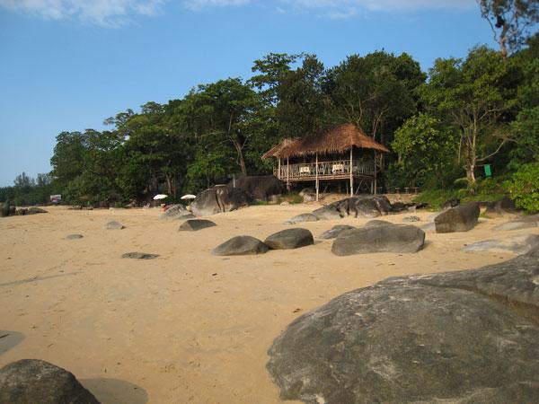 strandrestaurang